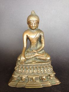 Bronze Buddha – 2nd half 20th century