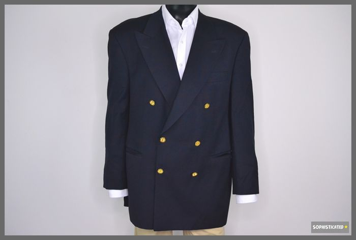 a3fcf2dd57a Yves Saint Laurent - Double Breasted Jacket - Catawiki
