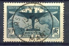 France 1933/1937 – Set of 5 years, minus 1 – Yvert 290 to 333