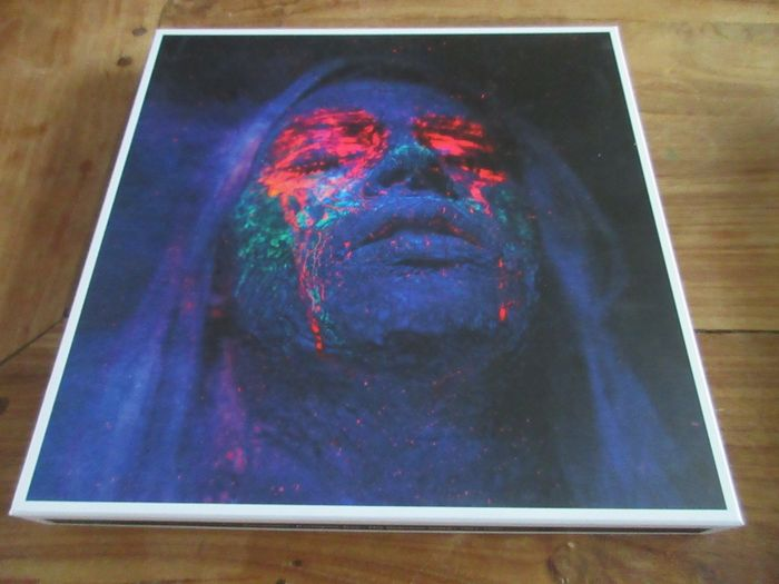 9 LP Box-set Porcupine tree The delerium years 1991-1993