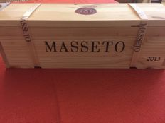 2013 Masseto Toscana IGT, Tuscany - 1 bottle (75cl)  in OWC - 97 Parker Pts