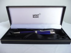 Montblanc Jules Verne limited writers edition ball pen