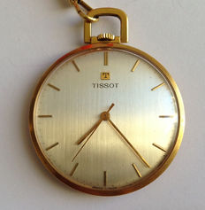 Tissot pocket watch from the 1970s.