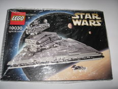 Star Wars - 10030 - Original instructions for Imperial Star Destroyer - UCS