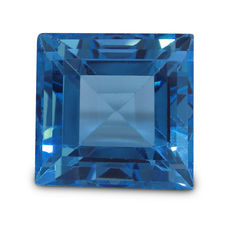Blue Topaz, 19.66ct, No Reserve Price