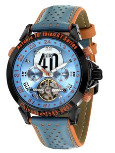 Calvaneo 1583 – Astonia LIMITED 70thies GT Series Racewatch – men's – 2000-2010