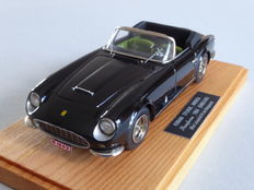 Bernard Sauvage-AMR - Scale 1/43 - Ferrari 375MM America 'King Leopold of Belgium' - 1954
