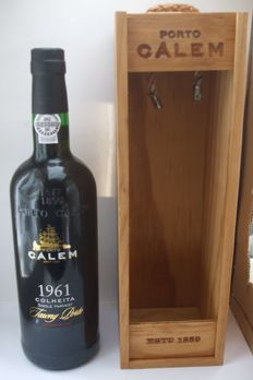 1961 Colheita Port Calém Single Harvest Tawny - bottled in 2011