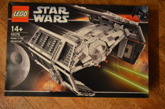 Star Wars - 10175 - Vader's TIE Advanced - UCS