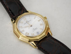 Baume & Mercier, Riviera, 18 kt gold, men's wristwatch