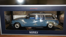 Norev - Scale 1/18 - Citroën ID19 Break  - Blue