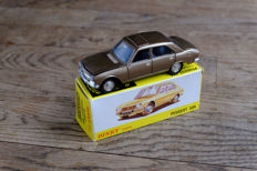 Dinky Toys-France - Scale 1/43 - Peugeot 504 - No.1452