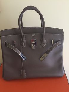 Hermès - Birkin 35 - Handbag Limited edition