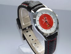 Luch Lithuanian Knight Rider mens wristwatch 2016 Nation's strength in unity