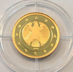 USA – 5 Dollars 2004, Commonwealth of the Northern Mariana Islands, Euro-motif 'Germany'