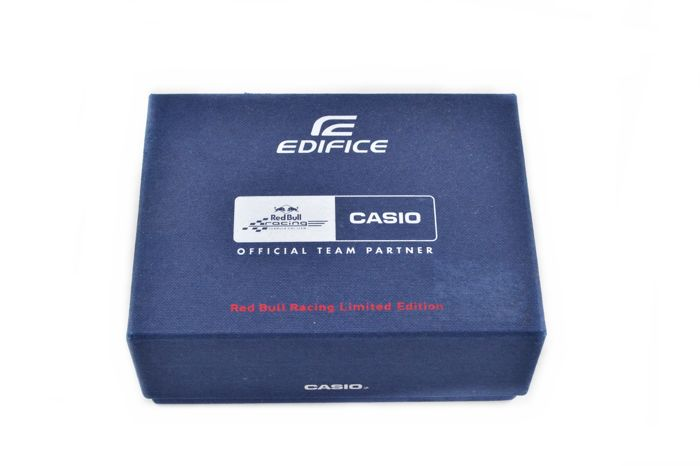 Casio Edifice Red Bull Racing Limited Edition Watch Efr 520rb 1a