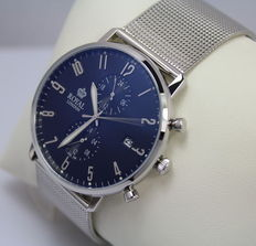 Royal London – Men's - Chronograph Watch – unworn