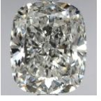 1.01 Carat Cushion Modified  Brilliant  Diamond, H VS1, Serial# - 1926
