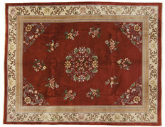 4586 – antique manufacture – Peking rug – Beijing, China – hand-knotted in wool – 320 x 245 cm – GalleriaFarah1970 – 5001