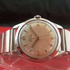Mint Doxa Automatic, men's wristwatch, 1950s