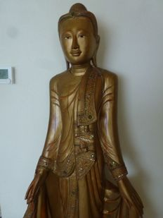 Standing Buddha – Thailand – second half of the 20th century