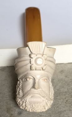 Turkish meerschaum pipe - 1950s