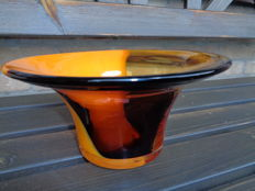 Bernard Heesen - Bowl with three colours.