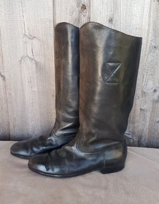 Men's leather riding boots - United Kingdom, approx. 1980