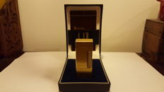 Gold plated Dunhill lighter, 1980 c.a.