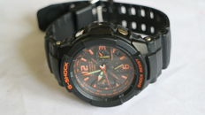 Casio G-Shock Solar multi-strap - men's watch - 2010