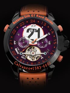 "Calvaneo 1583 Astonia ""Silk Race"" GT Series – Men's watch – New"