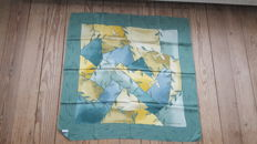 Large Collector's Scarf: Louis Vuitton