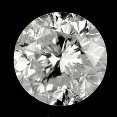Diamond - 0.51 ct J SI2