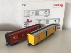 "Märklin H0 - 4579 - Wagon set  ""Texas"""