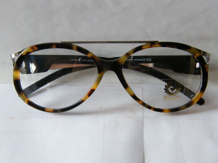 Belstaff – prescription glasses – men's