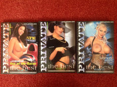 Pornography; 3 volumes of Private: The Best - 1998/2002