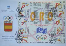 Olympic Games 1971/1994 - Collection in 2 albums
