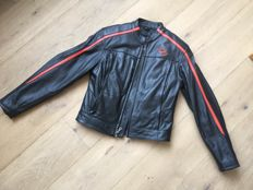 Harley Davidson ladies' leather jacket - S