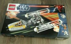 Star Wars - 9495 - Gold Leader's Y-wing Starfighter