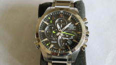 Casio Edifice Tough Solar Chronograph EQB-500-1AER Bluetooth – Wristwatch – 2015