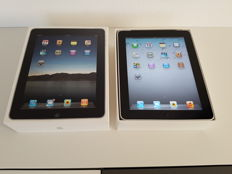 Apple Ipad 1e generation 64GB Wifi and 3G. Nearley new condition.