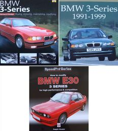 3 Books on BMW 3 series