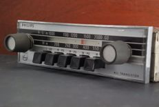 Philips / Radiola 22RN494 GO-PO classic car radio 1969