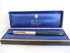 The iconic Parker 51 fountain pen