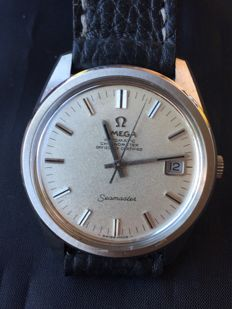 Omega- Seamaster Automatic Chronometer - Men's  watch - 1968