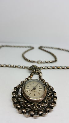 Silver 925 women's necklace by the brand Tusal, no reserve!
