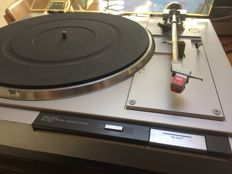 Set of two high-quality turntables Sony & Lenco