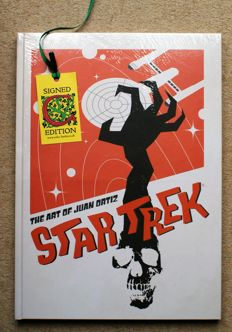 Star Trek: The Art of Juan Ortiz - Limited Edition signed by Juan Ortiz and Chris Boyle - C3P Ohhh - Silk Screen Print - Signed - Edition of 5 - 2016: 60 x 42 cm: