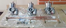 "3 x SU 2"" classic carburetor as a set"