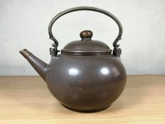 YiXing Chinese Teapot - Dragon Marked - China - mid 20th century